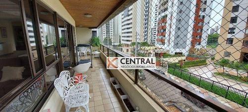 Imagem 1 de 29 de Apartamento Com 4 Dormitórios À Venda, 220 M² Por R$ 745.000,00 - Caminho Das Árvores - Salvador/ba - Ap2664