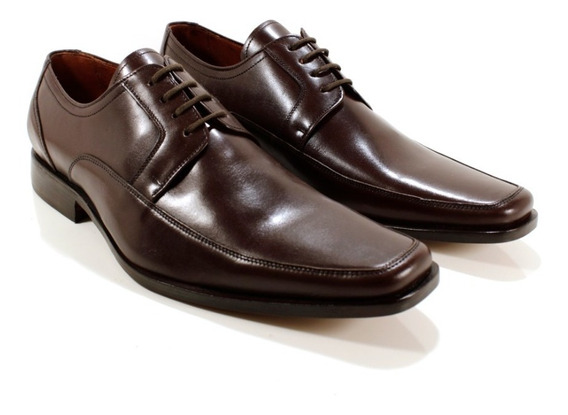 Zapato Hombre Cuero Color Maldo Diseño Fazio By Ghilardi
