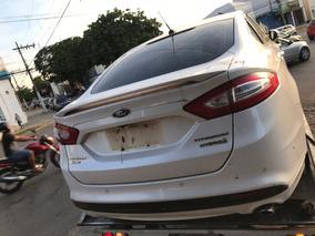 Sucatas Ford Fusion Hybrid 2014 2.0 Para Retirada De Peças