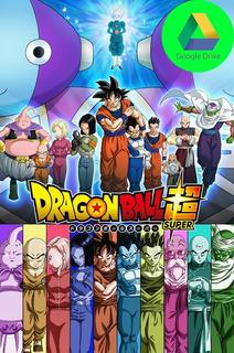 Dragon Ball Super ( Serie Completa, Esp. Latino ) 131 Cap Hd