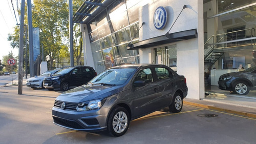 Volkswagen Voyage Trendline Motor 1.6 Msi 2021 Entrega Ya