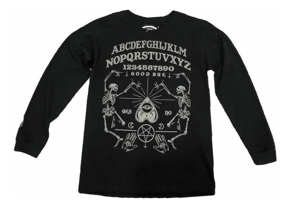 Playera Hb Kustom Kulture La Ouija ¡envio Gratis!