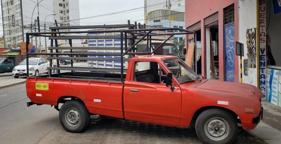 Datsun Pickup Tolva Larga Del 80 Oferta 11000 Soles