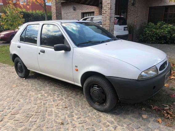 Autos Ford Fiesta 1.3 Lx 1998 Con Aire Financio