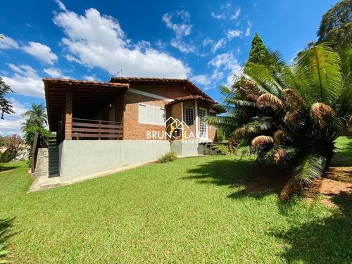 Casa À Venda Em Igarapé Condomínio Fazenda Solar - Ibl1535