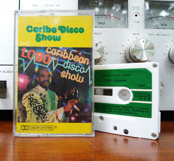 Lobo - Caribe Lp Show Cassette@