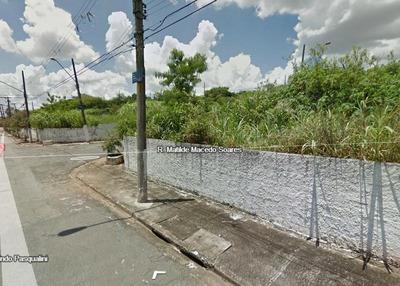 Terreno Residencial À Venda, Jardim Leonor Mendes De Barros, São Paulo. - Te0004