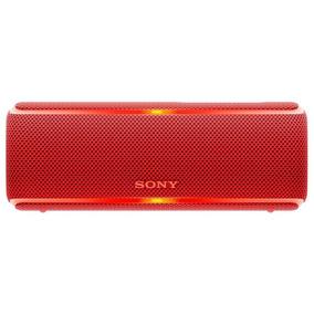 Caixa De Som Sony Xb21 Bluetooth + Nf + Garantia