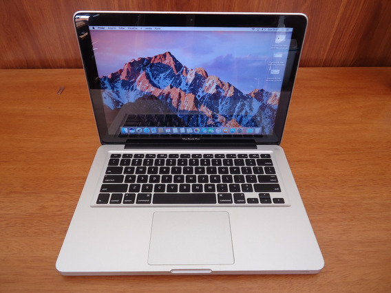 Macbook Pro 13 - Mid 2012 - 500gb Ssd E 8gb De Mémoria
