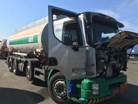 Volvo Vm 260 8x2 Ano 2011 Tanque Combustível 25.000 Litros