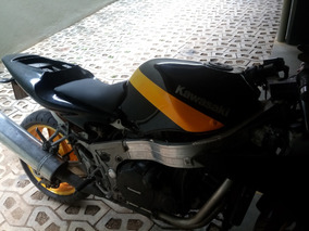 Kawasaki Ninja Zx-10r Zx11 Esportiva