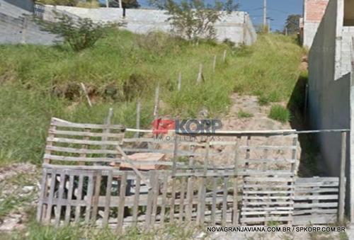 Imagem 1 de 2 de Terreno Residencial À Venda, Vale Do Sol, Jandira - Te0812. - Te0812