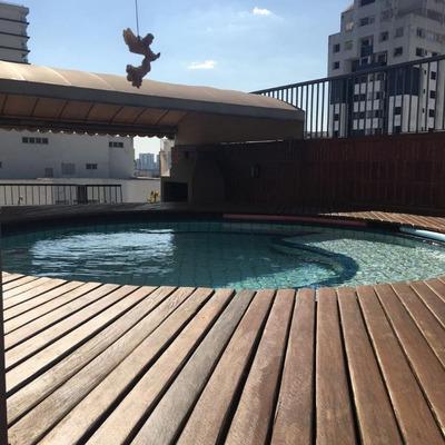 Cobertura Em Brooklin Paulista, São Paulo/sp De 303m² 5 Quartos À Venda Por R$ 2.000.000,00 - Co137096