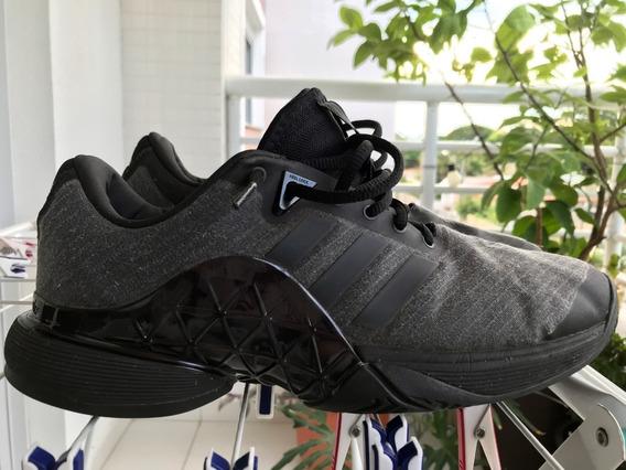Tênis adidas Barricade 2018 Limited Black Edition