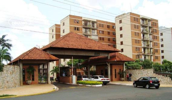 Apartamento Com 3 Dormitórios À Venda/locação, Lagoinha - Ribeirão Preto/sp - Ap3068