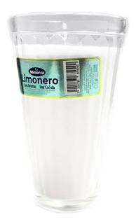 Caja Veladora Vaso Limonero Aroma Mimarca