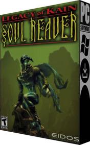 Legacy Of Kain: Soul Reaver - Pc - Digital
