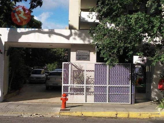 Apartamento Com 3 Dormitórios Para Alugar, 110 M² Por R$ 1.000,00/mês - Boa Vista - Recife/pe - Ap10054