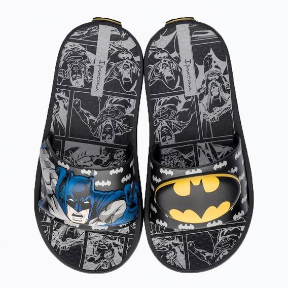 Ojotas Batman Liga De La Justicia Envio Gratis Fty Calzados