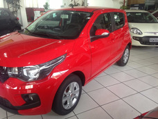Fiat Mobi 1.0 Drive Flex Gsr 4p Fiat Amazonas Ipiranga