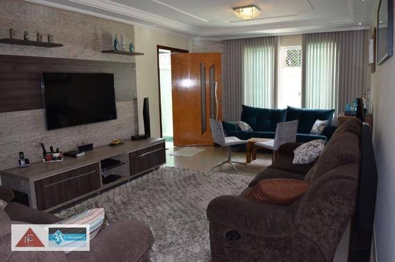 Sobrado Com 3 Dormitórios À Venda, 280 M² Por R$ 1.460.000 - Jardim Textil - São Paulo/sp - So1295