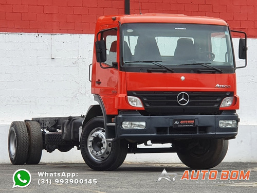 Mercedes-benz Atego 1315 4x2 (toco) No Chassi