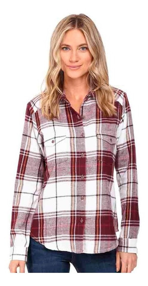 Camisa M/l Rvca Jig 5 Mujer 9wh508jig