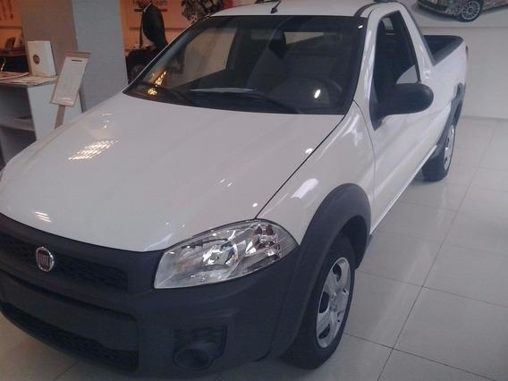 Fiat Strada Working Cabina Simple 0km 1.4 2020 #ca1