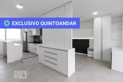 Studio No 28º Andar Mobiliado Com 1 Dormitório E 1 Garagem - Id: 892929715 - 229715