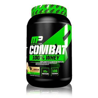 Proteína Combat 100% Whey 907g - Musclepharm