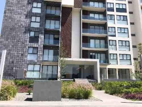 Renta Departamento Nuevo Condominio Latitud Victoria, Querétaro, 161m2, 3 Habitaciones