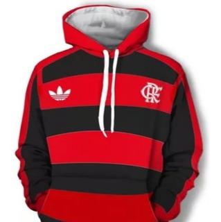 Casaco Moletom Do Flamengo - Com Exclusividade!