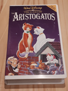 Los Aristogatos De Walt Disney