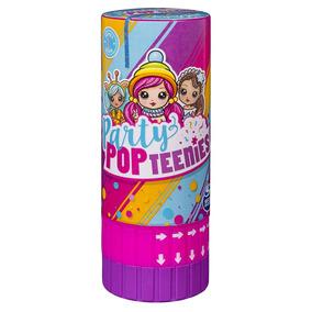 Party Pop Teenies - Poppers Surpresa - Série 1 - Sunny