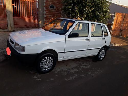 Fiat Uno 2001 1.0 Smart 5p Gasolina