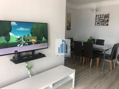 Apartamento Com 2 Dormitórios À Venda, 62 M² Por R$ 0 - Vila Rosália - Guarulhos/sp - Ap0016