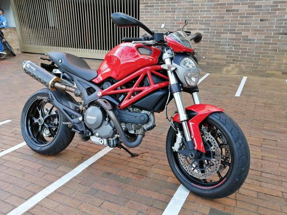 Ducati Monster 796r Abs