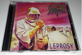 Death - Leprosy (imp/arg) Cd Lacrado