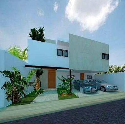 Casa En Venta A Estrenar En Calle Amate Cancún.