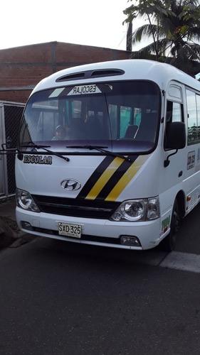 Hyundai County 2014