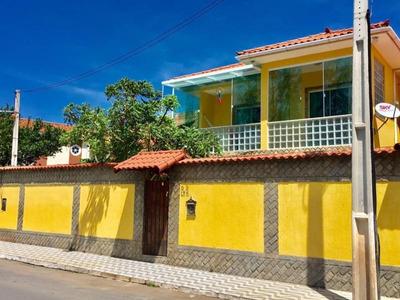 Casa Para Venda Em Maricá, Ponta Negra, 6 Dormitórios, 4 Suítes, 7 Banheiros, 3 Vagas - 291
