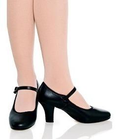 Sapato Dança De Salão - Capezio Chorus Line Ref 40 - Korino