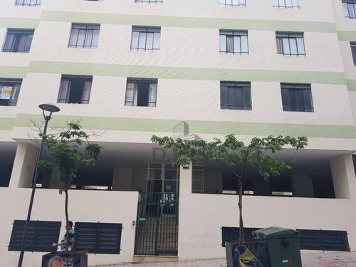 Imagem 1 de 13 de Apartamento Para Alugar, 45 M² Por R$ 700,00/mês - Centro - Campinas/sp - Ap19518