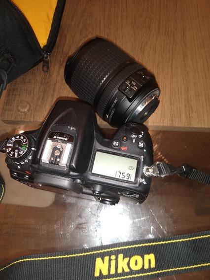 Câmera Nikon - D7200