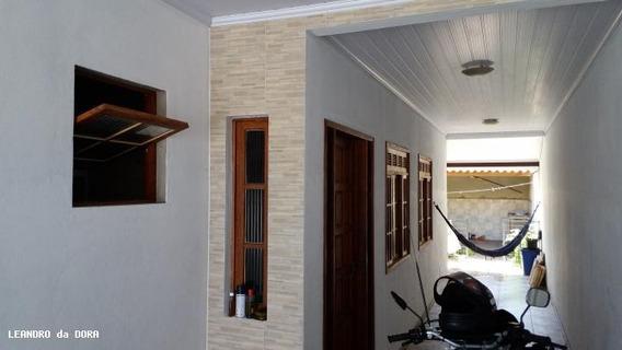 Casa De Praia A Venda Em São João Da Barra, Grussaí, 1 Dormitório, 1 Banheiro, 2 Vagas - 17