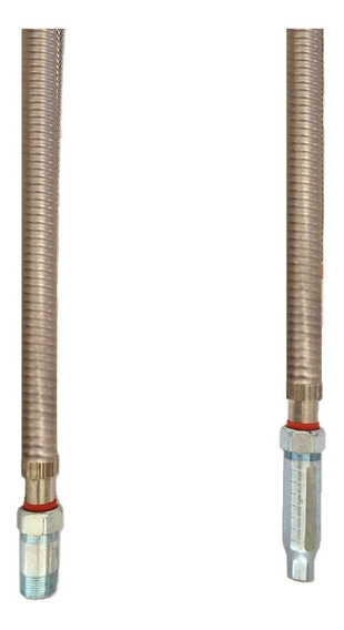 Mangueira Flexível 1,5m Para Sprinkler Com Suporte 20un