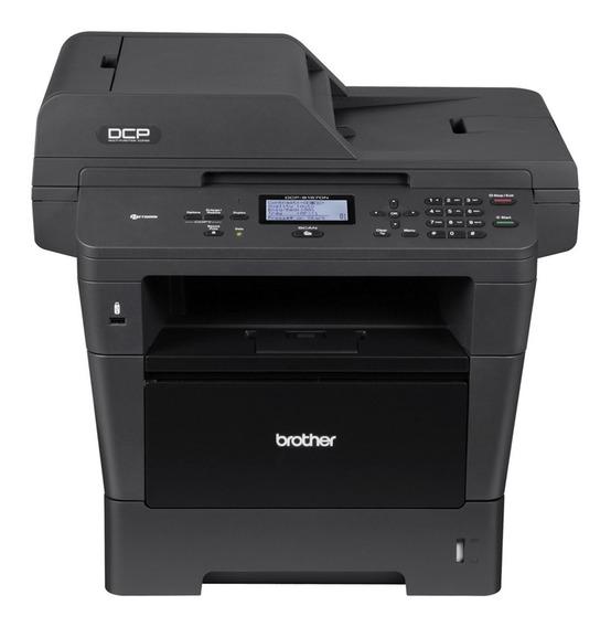 Impressora Brother Dcp-8157dn Dcp8157 Multifuncional Laser