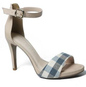 729234673 Sandalia De Salto Tamara - Sapatos no Mercado Livre Brasil