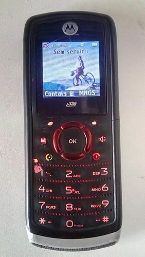 Celular Motorola I335 - Kit C/ 3. No Estado P/ Retirar Peças