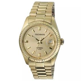 Relógio Technos 2115ef/4x Riviera Masculino Analógico